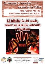 Más de 20 años del MES DE LA BIBLIA EN ARGENTINA