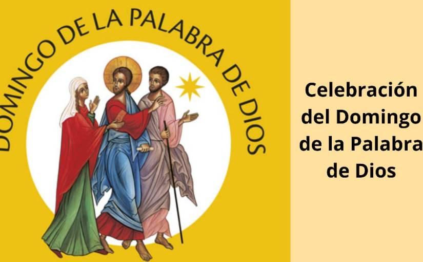 Celebración del Domingo de la Palabra de Dios enArgentina