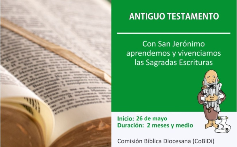 "Curso virtual ""Antiguo Testamento"""